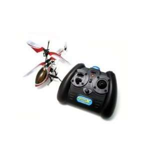 Channel FALCON X Electric Mini Indoor Co Axial Full Metal Body Frame w
