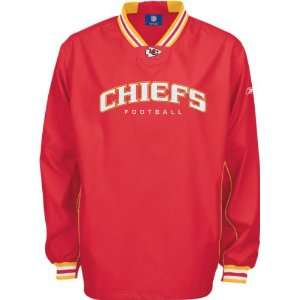 Kansas City Chiefs Red Youth DP Hot Jacket Sports