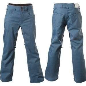 Analog Remer Snowboard Pants Cobalt Blue  Sports