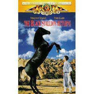 The Black Stallion Returns (Clam) [VHS]