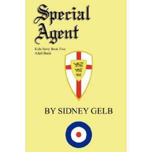 Special Agent Kids Story Book Five   Adult Book