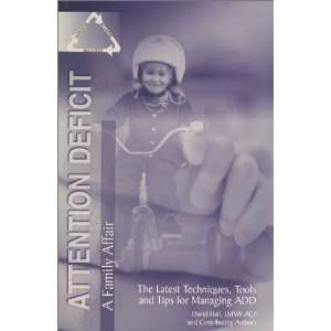 Attention Deficit A Family Affair (9781878353542) David Hall Books