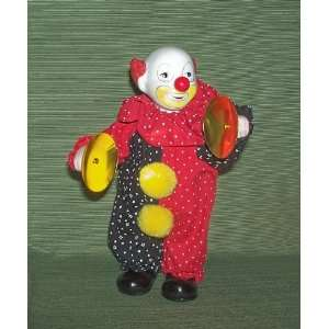 Musical Movable Porcelain Doll / Clown Everything Else