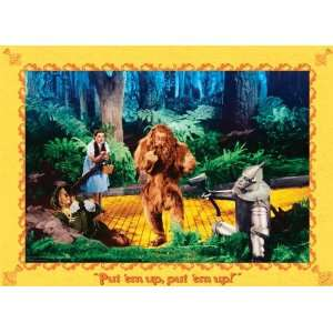Put em up, Put em up!   300 Large Piece Jigsaw Puzzle