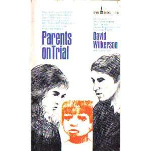 Parents on Trial David; Cox, Claire Wilkerson Books
