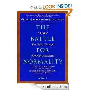 The Battle For Normality: Dr. Gerard van den Aardweg:
