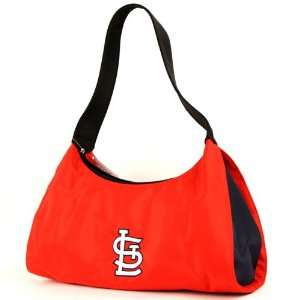 St. Louis Cardinals Small Red Purse (Measures 12.5 W x 6