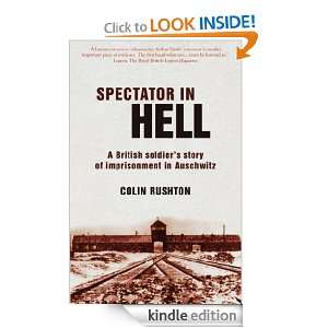 Spectator In Hell: Colin Rushton:  Kindle Store