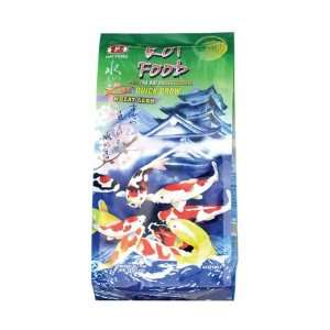 Hai Feng Wheat Germ Koi Food 2.2 lb bag: Home & Kitchen