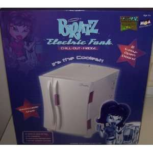 BRATZ Electric Funk Fridge Mini Refrigerator Chill Out: .co.uk