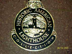 LEFTON LIGHTHOUSES COLLECTIBLE FOIL TAGS