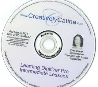 Janome Digitizer Pro Embroidery Software Tutorial new!! (732212230929