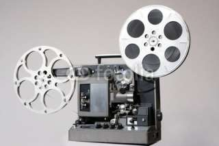 retro 16mm film projector © soundsnaps #336935   See portfolio