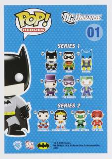 Funko Batman POP Heroes   Free Shipping