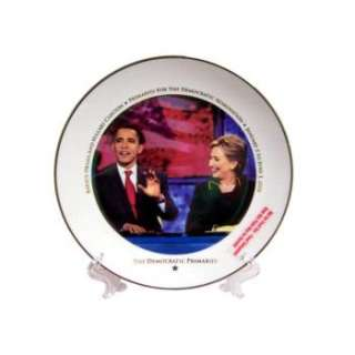 Wholesale Closeouts   The 2008 Democratic Primaries Collectors Plate