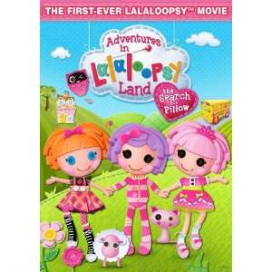 Adventures in Lalaloopsy Land: Search for Pillow: Sydney