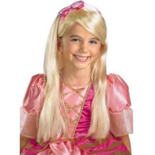 Barbie Long Blonde Child Wig   Costumes, 32824