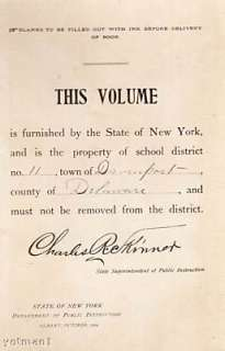 NY State Dept. of Public Instruction Annual Report 1904