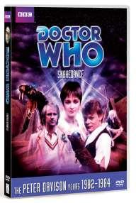 Doctor Who Snakedance   DVD