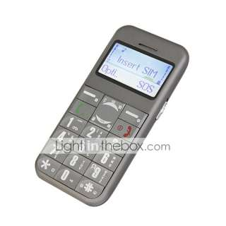 L99+ Dual Card Big Keypad for Daddy with Torch Light Cell Phone (2GB