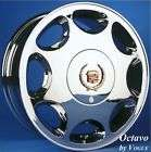 RARE Vogue OCTAVO 16 inch Chrome WHEEL Octavio Cadillac