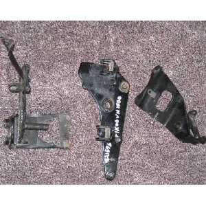 1978 Honda CB 125 S Right Front Floorboard Bracket