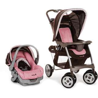 Safety 1st   Jaunt Travel System, Marlowe Rose Strollers