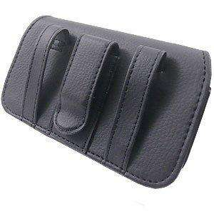 HTC INSPIRE 4G PREMIUM LEATHER HOLSTER POUCH CASE