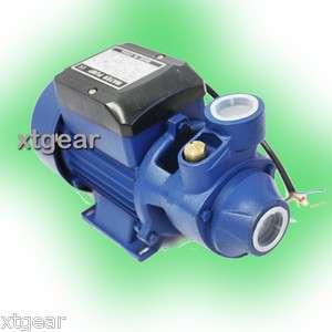 HP ELECTRIC WATER PUMP POOL FARM POND BioDiesel 794685141669