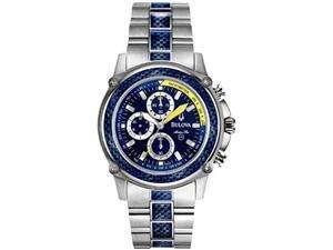 Newegg   Bulova Marine Star Mens Watch   96A003