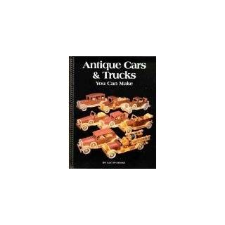 Antique Cars & Trucks You Can Make Ring bound by Luc St Amour