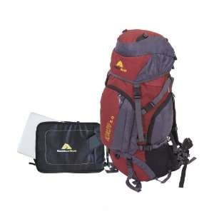 Asalto 2.0 Travel Hiking Backpack with Laptop Sleeve by