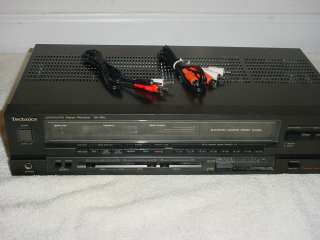 TECHNICS LW MW FM STEREO RECEIVER AMPLIFIER SA 180L