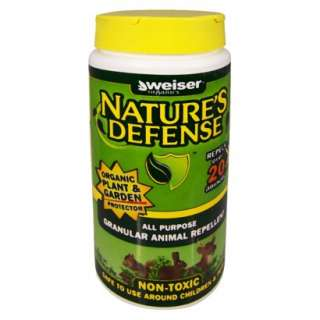Organic Animal Repellant.Opens in a new window