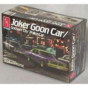 Batman AMT Joker Goon Car Model Kit NEW MISB 1989