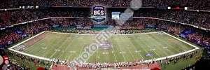 2008 BCS National Championship LSU vs Ohio State 12x36