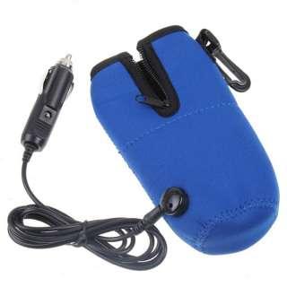 12V Universal Travel Blue Baby Kid Bottle Warmer Heater in Car