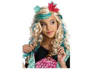 Monster High Lagoona Blue Costume Wig Standard