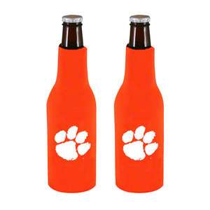 NCAA   Clemson Tigers Bottle Cooler 2 Pack