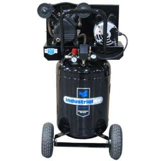 Cast Iron Oil Lubricated Belt Drive Industrial Air Compressor Tools