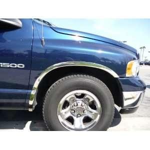 Dodge Ram Dually Truck 1999   2001 Fender Trim Molding Classic