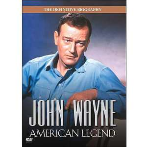 John Wayne American Legend TV Shows