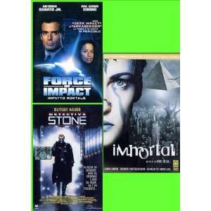 dvd: antonio sabato jr, michael boisvert, sam irvin: Movies & TV