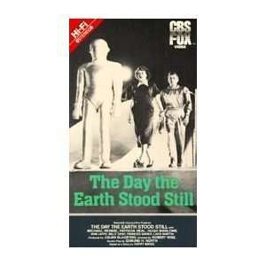 Day the Earth Stood Still [Beta Format Video Tape] (1951); Robert Wise
