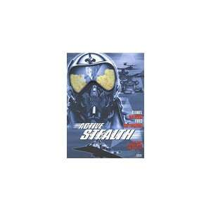 Active Stealth [VHS] Daniel Baldwin, Hannes Jaenicke