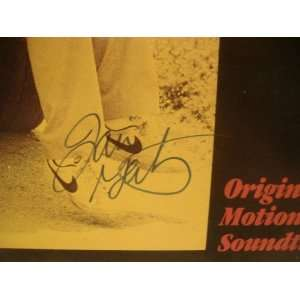 Macchio, Ralph Jami Gertz LP Signed Autograph Crossroads