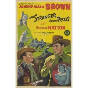 Johnny Mack Brown)(Raymond Hatton)(Kirby Grant)(Christine McIntyre