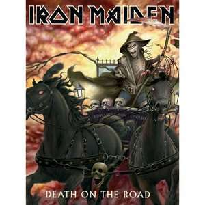 Death On The Road (2 Discs Music DVD/CD), Iron Maiden Music DVDs