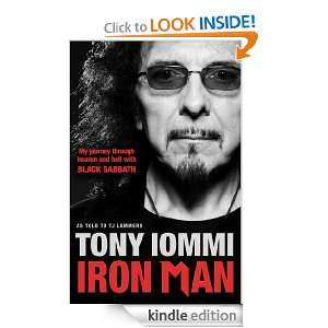 Iron Man Tony Iommi  Kindle Store