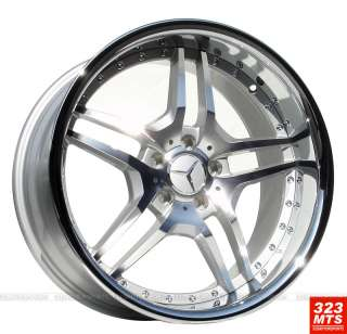 5X112 WHEELS MERCEDES BENZ C E S CLASS WHEELS STAGGERED RIMS